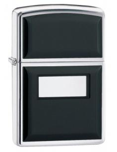 Bricheta Zippo 355 Ultralite Black Emblem