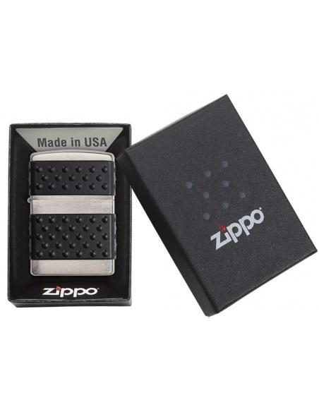 Bricheta Zippo 200ZP Black Zip Guard