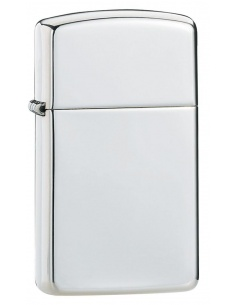 Bricheta Zippo 1500 SlimSterling Silver