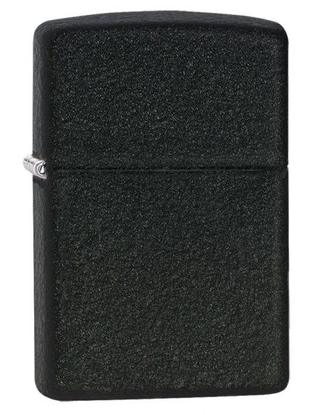 Bricheta Zippo 236 Classic Black Crackle