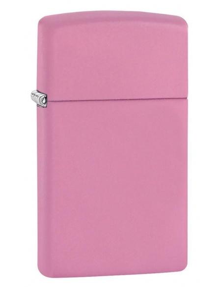 Bricheta Zippo 1638 Slim Pink Matte