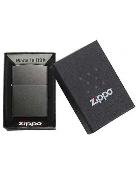 Bricheta Zippo 28378 Gray Design