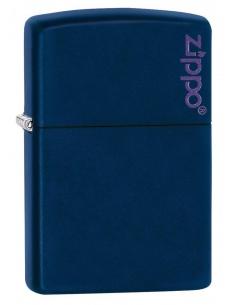 Bricheta Zippo 239ZL Navy Matte with Zippo Logo