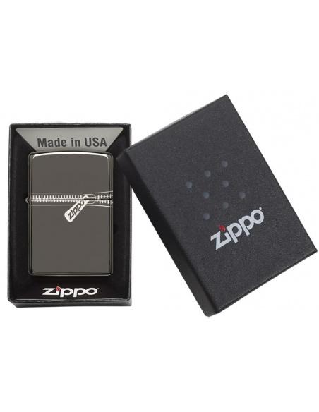Bricheta Zippo 21088 Zipper Zipped