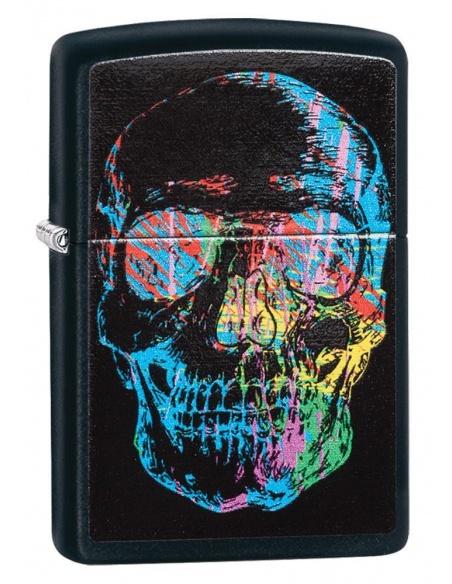 Bricheta Zippo 28042 Skull