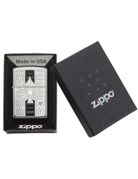 Bricheta Zippo 24196 Ace Of Spades