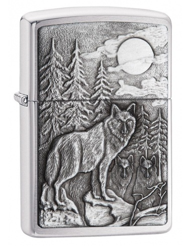 Bricheta Zippo 20855 Timberwolves Wolf