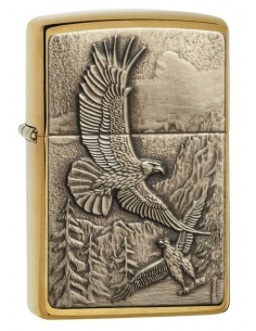 Bricheta Zippo 20854 Where Eagles Dare