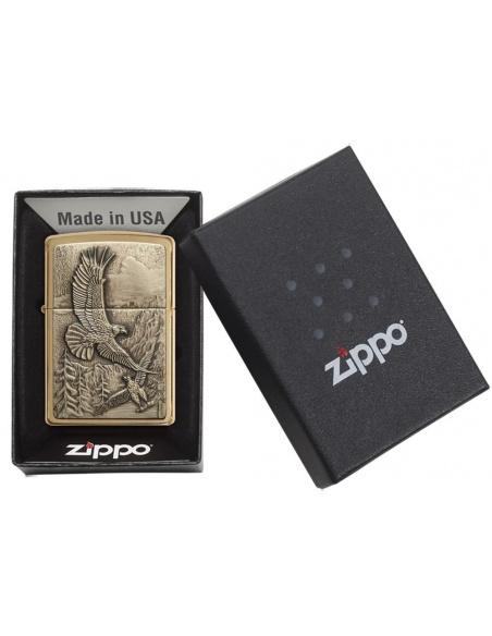 Bricheta Zippo 20854 Where Eagles Dare