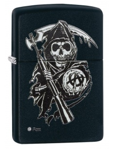 Brichetă Zippo 28504 Sons of Anarchy Reaper