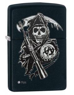 Brichetă Zippo 28504 Sons of Anarchy Reaper