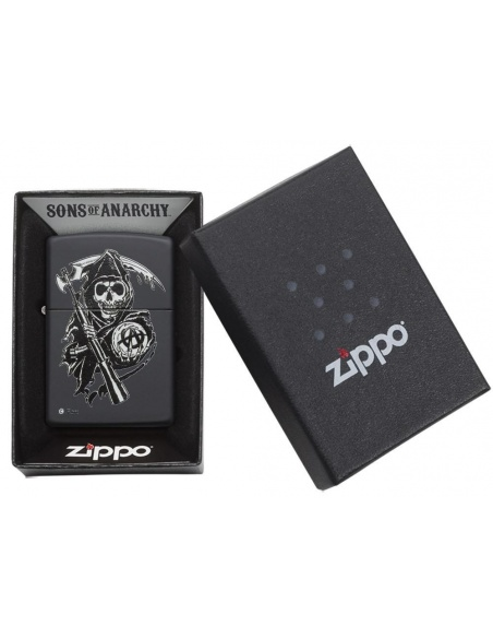 Bricheta Zippo 28504 Sons of Anarchy Reaper