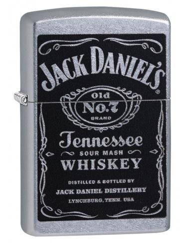 Bricheta Zippo 24779 Jack Daniel's Old No. 7
