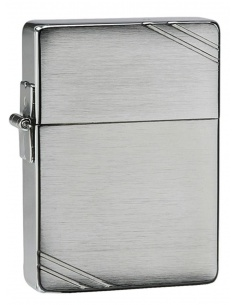 Bricheta Zippo 1935 1935 Replica with Slashes