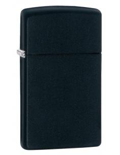 Brichetă Zippo 1618 Slim Black Matte