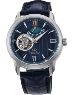 Ceas barbatesc Orient Skeleton RE-DA0001L00A