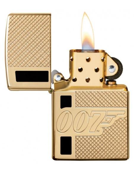 Bricheta Zippo 29860 James Bond 007