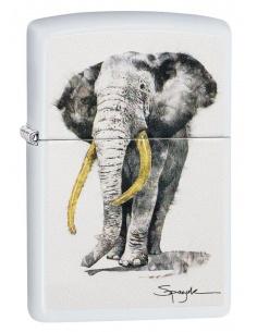 Bricheta Zippo 29844 Spazuk-Elephant With Tusks