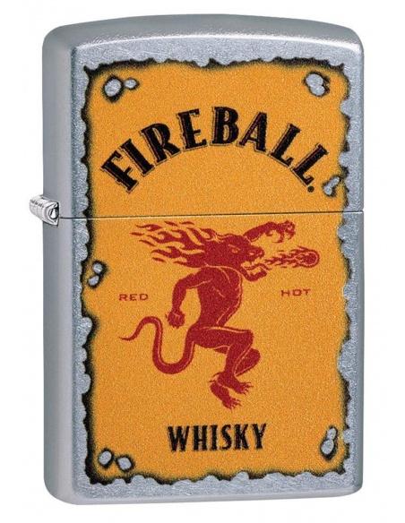 Bricheta Zippo 29852 Fireball Whiskey