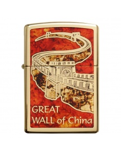 Bricheta Zippo 29244 Great Wall of China