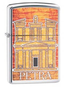 Bricheta Zippo 29825 Petra-Jordan