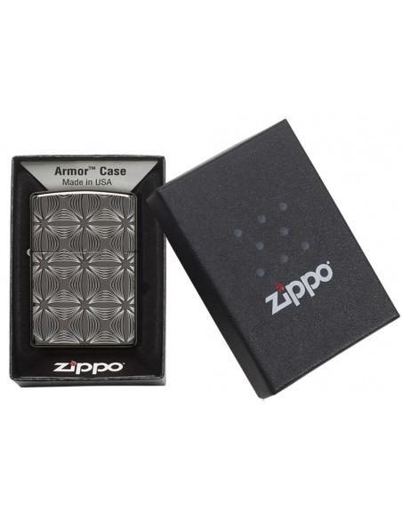 Bricheta Zippo 29665 Deep Carved Scallops