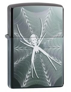 Bricheta Zippo 29733 Spider in Web