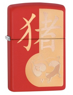 Bricheta Zippo 29661 Chinese New Year-Year of the Pig