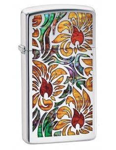 Bricheta Zippo 29702 Fusion Floral Design