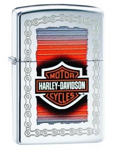 Bricheta Zippo 29559 Harley Davidson-Logo