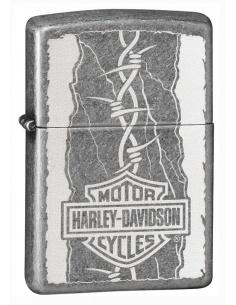 Bricheta Zippo 29560 Harley Davidson-Logo