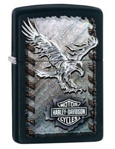 Bricheta Zippo 28485 Harley Davidson-Eagle