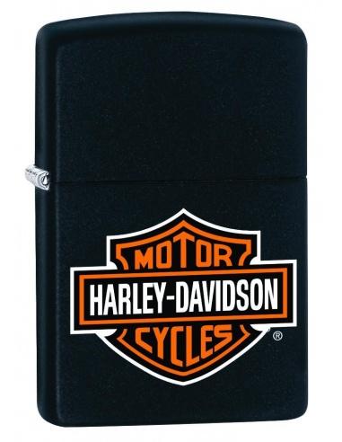 Bricheta Zippo 218HD.H252 Harley Davidson-Logo