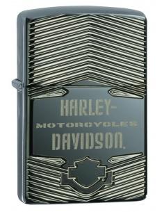 Bricheta Zippo 29165 Harley Davidson-Logo