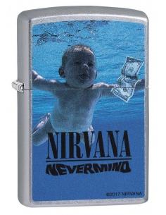 Bricheta Zippo 29713 Nirvana-Nevermind