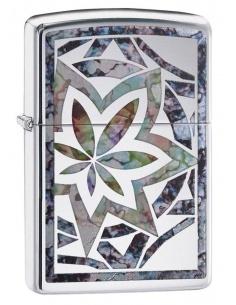 Bricheta Zippo 29727 Marijuana Leaf