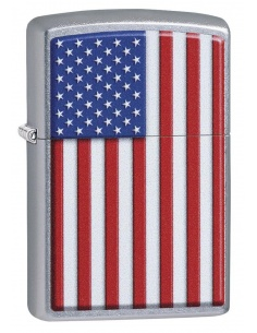 Bricheta Zippo 29722 United States Flag
