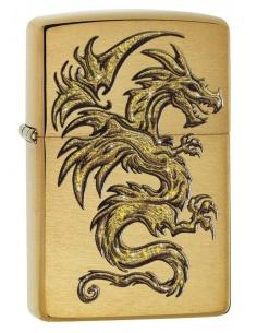 Bricheta Zippo 29725 Dragon Design
