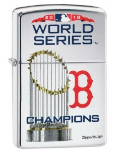 Bricheta Zippo 8911 Boston Red Sox 2018 World Series Champions