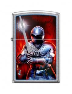 Bricheta Zippo 6959 Mazzi-Soldier in Armor-Sword