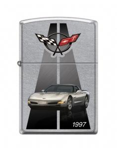 Bricheta Zippo 3859 Chevy Corvette-1997