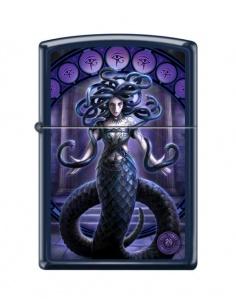 Bricheta Zippo 2920 Anne Stokes-Medusa-Snakes