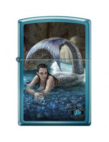 Bricheta Zippo 8016 Anne Stokes-Mermaid