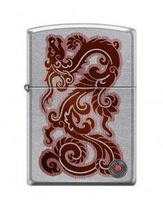 Bricheta Zippo 6578 Anne Stokes-Red Dragon