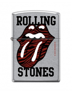 Bricheta Zippo 2164 Rolling Stones-Tongue Logo