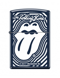 Bricheta Zippo 4352 Rolling Stones-Tongue Logo