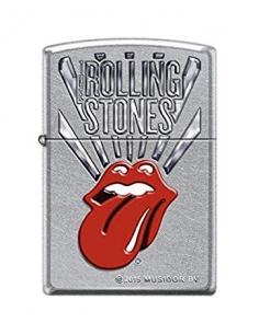 Bricheta Zippo 8631 Rolling Stones-Tongue Logo
