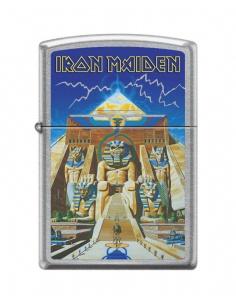Bricheta Zippo 3343 Iron Maiden