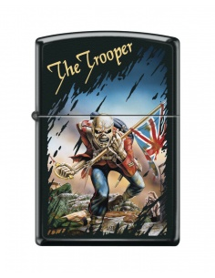 Bricheta Zippo 3389 Iron Maiden-The Trooper