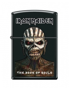 Bricheta Zippo 3344 Iron Maiden-The Book of Souls